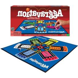 Aggravation Classic Board Game: 1962 Artwork - Race Your Mar