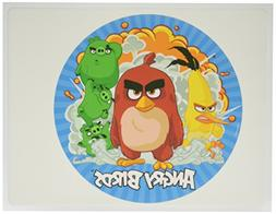 Whimsical Practicality Angry Birds Edible Icing Image for 1/
