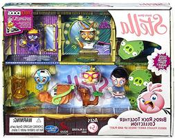 Angry Birds Stella Telepods Birds Rock Together Figure Colle