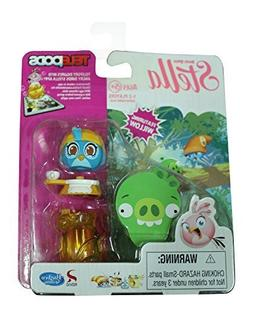 Angry Birds Stella Telepods Willow Figure Pack by Hasbro Gam