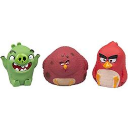 Angry Birds Water Squirters - Great for Bath Time or Pool -
