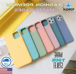 For Apple iPhone 11 Pro XS Max/XR/XS/X TPU Silicone Rubber S