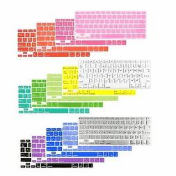 arabic english silicone keyboard cover for macbook