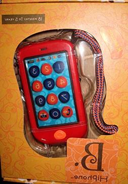 B. HiPhone. Touch Screen Toy Cell Phone with Realistic Smart