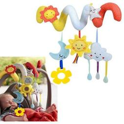 Baby Activity Spiral Toy for Car Seat Pushchair Pram Strolle