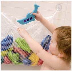 Baby Bath Toy Organizer for Bathtub Toys & Bathroom Storage