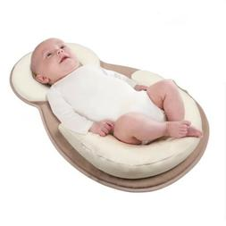 Baby Bed Mattress Baby Pillow For Newborn Baby Infant Flat H