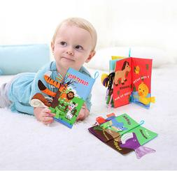 Baby Books for Touch and Feel First Soft Books for Babies Ba