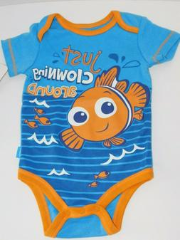 Baby Boy Outfit Disney Nemo 0 3 6 Month Infant Clothes