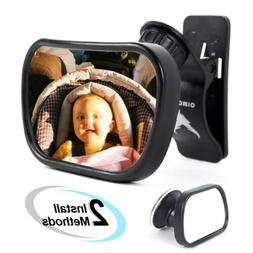 Baby Car Mirror Back Seat Rear Ward Safety View for Infant w