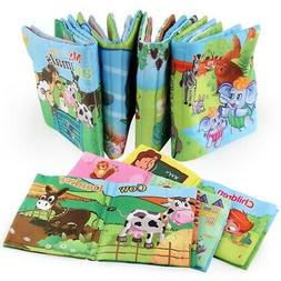 For Baby Infant Early Educational Toys Baby Fabric Activity