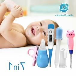 Baby Kit Infant Grooming Kit 7 Piece Deluxe Essential Set Sa