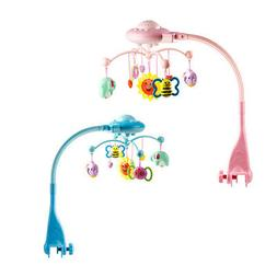 Baby Rattle Infant Toys For 0-12 Months Crib Mobile Bed Bell
