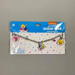 Nickelodeon Baby Shark Charm Bracelet for Girls