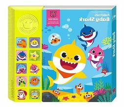 Pinkfong Baby Shark Official Sound Book Audio Kids toy Eng V