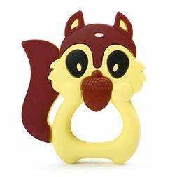 Baby Teether Baby Teething Toys Silicone Teethers Suitable f