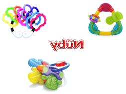 Baby Teether Toys/Teethers for Baby Bundle