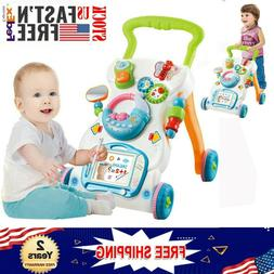 Baby Walker Multi-Function Stroller Toy Safe For Children To