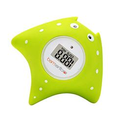 MotherMed Baby Bath Thermometer and Floating Bath Toy BathTu