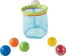 HABA Bathtub Tossing Game - Bath Time Toy with Suction Cup N