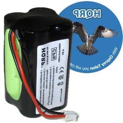 HQRP Battery compatible with Summer Infant 02090B / 02095A /