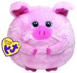 Ty Beanie Ballz Beans The Pig Large