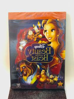 Beauty and the Beast  New & Sealed Disney Movie