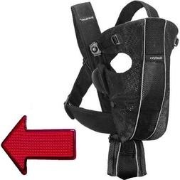 Baby Bjorn - Baby Carrier Original with LED Light - Mesh Bla