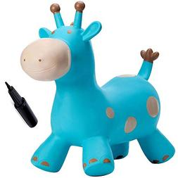 Babe Fairy Bouncy Horse-Bouncing Horse Animal Hopper-Inflata