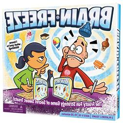 Brain Freeze, Award-Winning Board Game for Kids and Families