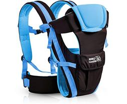 0-30 Months Breathable Front Facing Baby Carrier 4 in 1 Infa