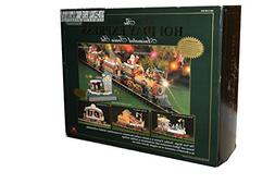 New Bright The Holiday Express Animated Electric Train Set G