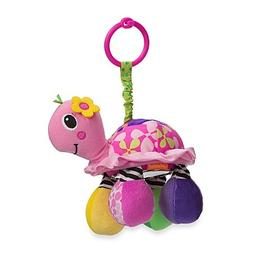 Bright Colors Topsy Turvy Mirror Pal in Pink Features Fun So