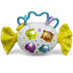 Baby Candy Shaped Musical Toy With Numbers And Lullaby Songs