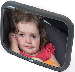Baby Car Mirror for Rear Facing Infant- Back Seat Shatterpro