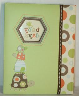 Carter's ~ Baby Days Laguna Memory Book ~ Neutral Colors for