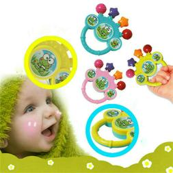 Cartoon Infant Baby Bell Rattles Newborns Toys For Kids Chil