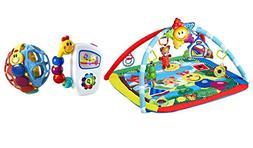 Baby Einstein Caterpillar and Friends Play Gym with Take Alo