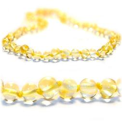 The Original Art of Cure Baltic Amber Teething Necklace - 12