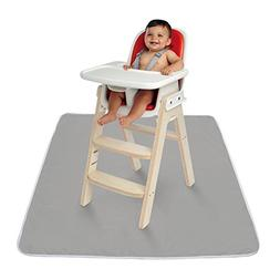 Sweet Baby Carrot | High Chair Mat | Easy Cleaning Child Sna