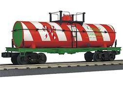 MTH 30-73520 Christmas Smoking Tank Car