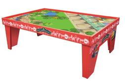 Chuggington Wooden Railway Let's Ride the Rails Playtable wi