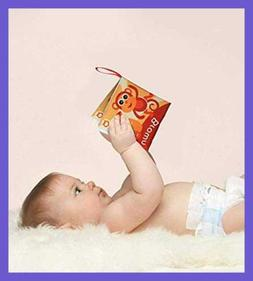 Cloth Books For Babies  - Color Recognition Series. Soft Boo
