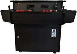 Cocktail Arcade Machine 1033 Games in 1 Includes 2 Stools wi