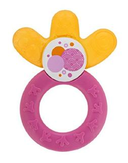 MAM Cooler Teether, Assorted Colors 4 Plus Months, 4PC