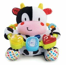 Cow Plush Toy Baby Rattle Learning 30+ Songs Toddler Xmas Gi