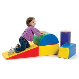Constructive Playthings 5 Piece Lightweight Vinyl Soft Play