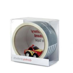 Create a Road Tape with Toy Car Playset, My First Autobahn,