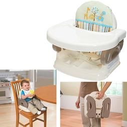 Summer Infant Deluxe Comfort Folding Booster Seat - Neutral