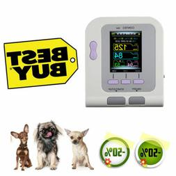 Digital VET Veterinary Blood Pressure Monitor+BP Cuff For Do